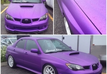 grape sode Purple pearl Subaru