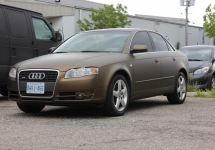 Honey Brown Pearl Audi A4